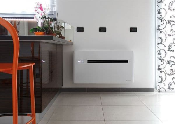 Powrmatic Vision 3.1 DW/H All In One Air Conditioner, Heat Pump & Heater 3.1Kw/12000Btu A+ 240V~50Hz